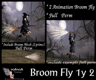 Broom Fly 1 y 2 Full Perm
