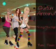 nani - skatin' around