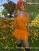 Promo!!FaiRodis Princess of Pumpkin dress