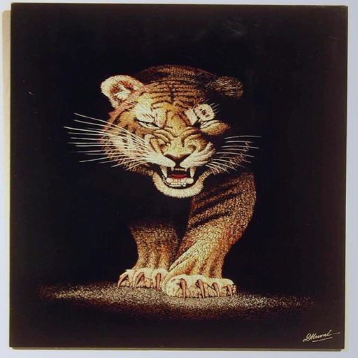 Chinese Picture - Tiger