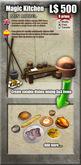 Cocina Magica / Magic Kitchen [G&S] - Min model