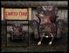 Boudoir Halloween-Haunted Armchair