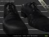 **Neo Tech** Mesh Leather Dress Shoes [5 sizes,black] **3 Day Special Only!