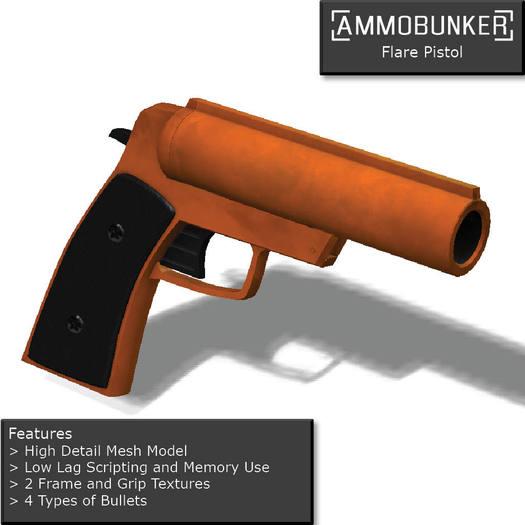 [Ammo Bunker] Flare Pistol