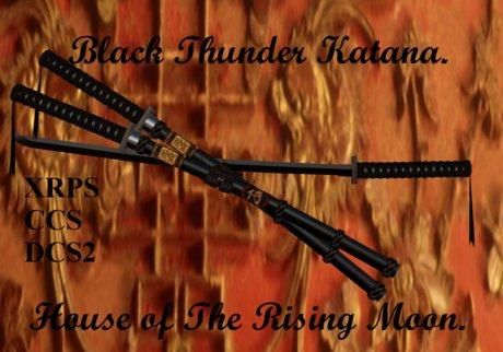 Black Thunder Katana Dual Box