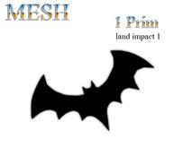 T-3D Creations [BAT] MESH - Full Perm -