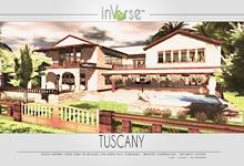TUSCANY multianimated full furnished house skybox  OVER 260 ANIMATIONS