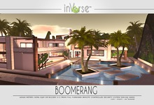 BOOMERANG full furnished house skybox - 350+anims