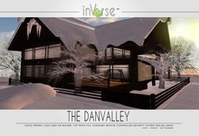 The DanValley cottage multianimated full furnished cottage skybox 300+ anims!