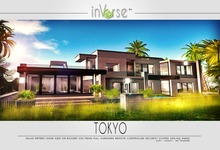 TOKYO - FULL FURNISHED HOUSE SKYBOX 350+ ANIMS