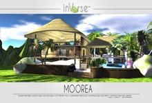 Moorea- Multianimated full furnished tiki house 350+ anims!