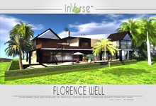 PROMO: Florence Well  Full furnished house skybox OVER 350 ANIMS!