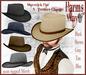 Harm's Way Maverick texture change hat