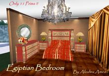 Egyptian Bedroom (PROMOTIONAL PRICE)