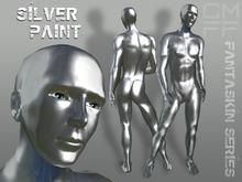 CMFF FantaSkin - Silver Paint (male)