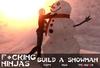 *FN* Build a Snowman Pose + Snowman