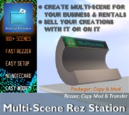 MULTI-SCENE REZ STATION (Business Ed.)