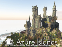 VAMPIRE PLEASURE CASTLE ISLAND