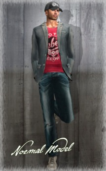 Model Male I FatPack MOD/COPY