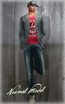Model Male I FatPack MOD/COPY/TRANS