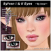 ~*By Snow*~ Sylven I & II Eyes w/Mesh
