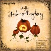 [DDD] Jack-o-lantern (Kitty)