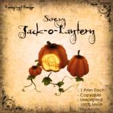 [DDD] Jack-o-lantern (Scream)