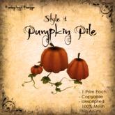 [DDD] Pumpkin Pile - All Orange - s1