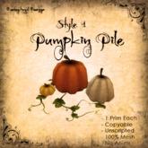 [DDD] Pumpkin Pile - Mixed Y/O/W - s1