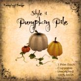 [DDD] Pumpkin Pile - Mixed O/W/Y - s1