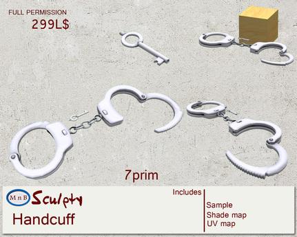 *~M`n B~* Handcuff (box)