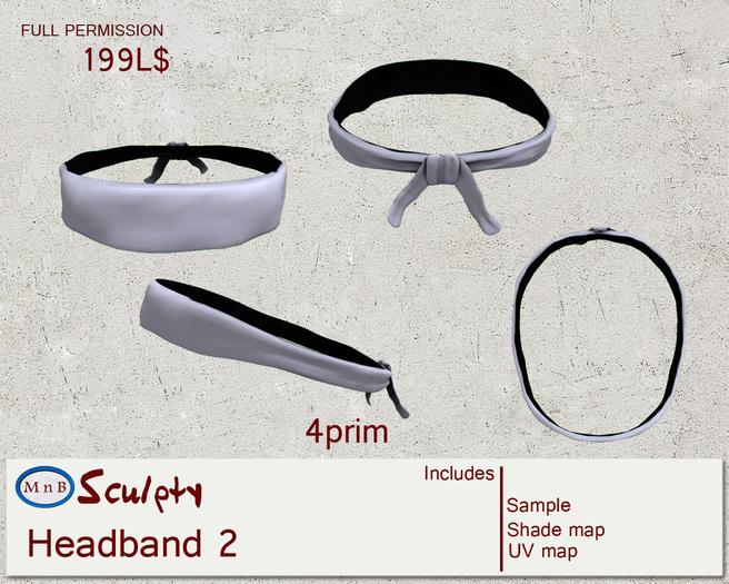 *~M`n B~* Headband 2 (box)
