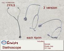 *~M`n B~* Stethoscopes (box)