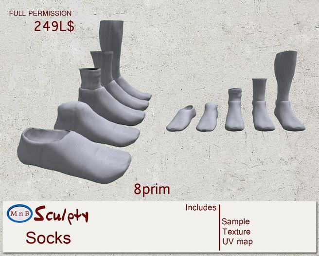 *~M`n B~* Socks
