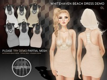 Kyoot - Whitehaven Beach Dresses (Mesh) (DEMO)