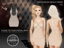 Kyoot - Whitehaven Beach Dress (Mesh) (Rose)