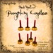 [DDD] Tall Pumpkin Candle Set - R/Y