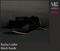 Miamai_Rocka Suede_Black