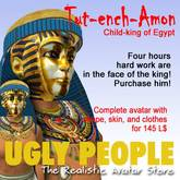 Ugly People Collection, TUT-ENCH-AMON