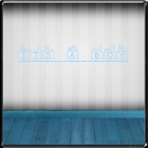*~LT~*  It's a boy Wall Art Decal