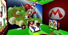 children bedroom Mario 1 box