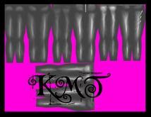 .:::K,M,T:::.Rass Creation Latex Pants Set Templates