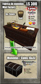 Mint Factory / Fabrica de monedas [G&S] v1.1