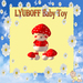 LYUBOFF Toy Cute Mushroom Bear (30 uses)
