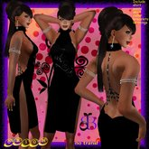 *DAFNE BOUTIQUE* ORION black