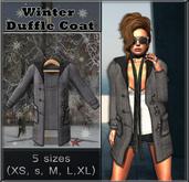 NS:: Winter Duffle Coat