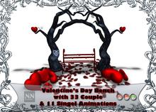 NN Bench Valentines