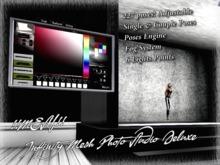 Infinity Mesh Photostudio Deluxe III 2014