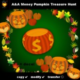 *A&A* Money Pumpkin Hunt System *** Special Halloween Sale Promo Price, Only 99 L! ***