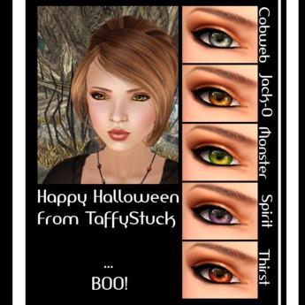 [Taffy] Happy Halloween Pack (Dollarbie)
